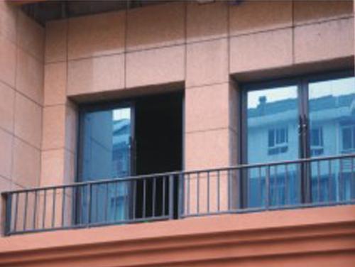 恒利·蓝庭阳台栏杆