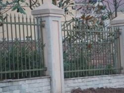 融豪翡翠城围墙栏杆