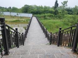 丽雅桃源谷铝合金栏杆
