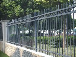 静电喷涂栅栏