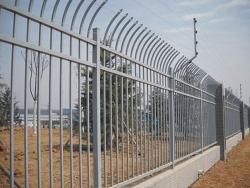 静电喷涂标准栅栏