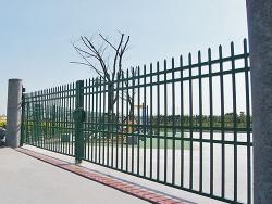 铁艺栅栏门