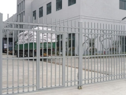 铁艺栅栏大门
